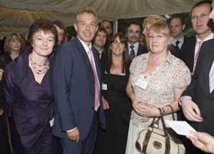 Grainne-Fadden-with-Tony-Blair