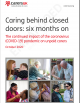 caring behind closed doors October 2020