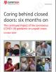 caring behind closed doors October 2020